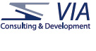 Logo VIA Consulting & Development